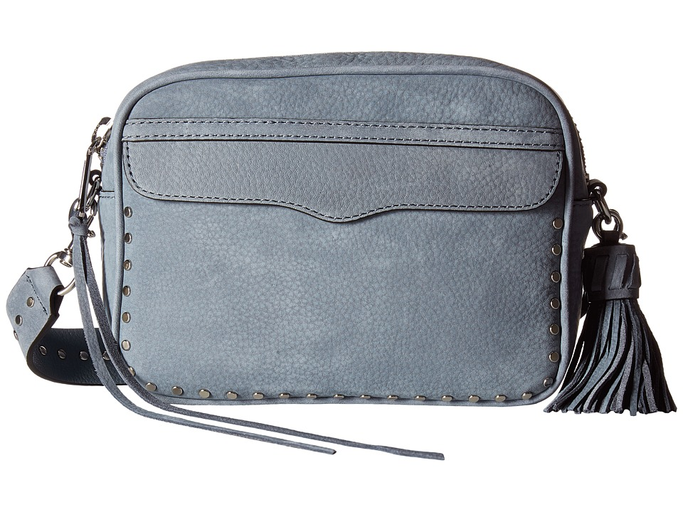 Rebecca Minkoff - Bryn Camera Bag (Dusty Blue) Bags