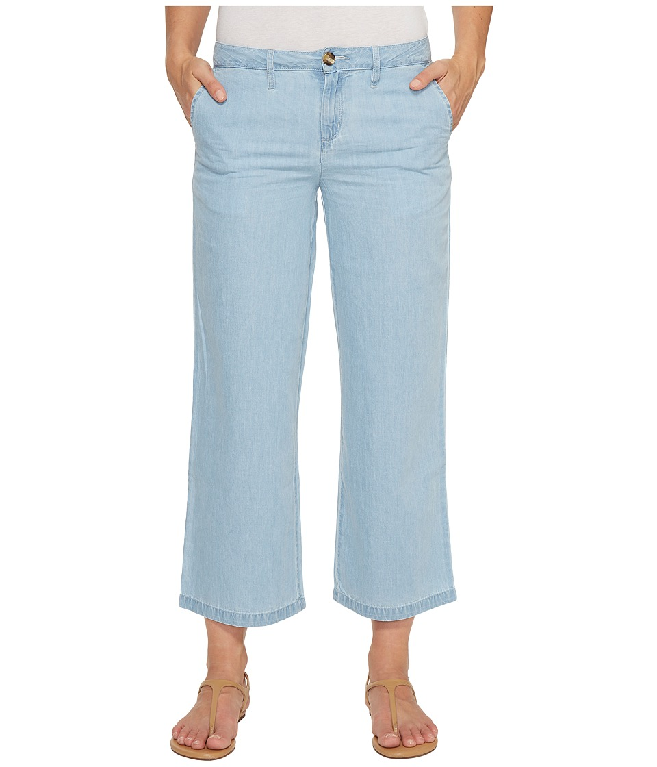 Vans - Kingdom Denim Pant (Bleach) Women's Casual Pants