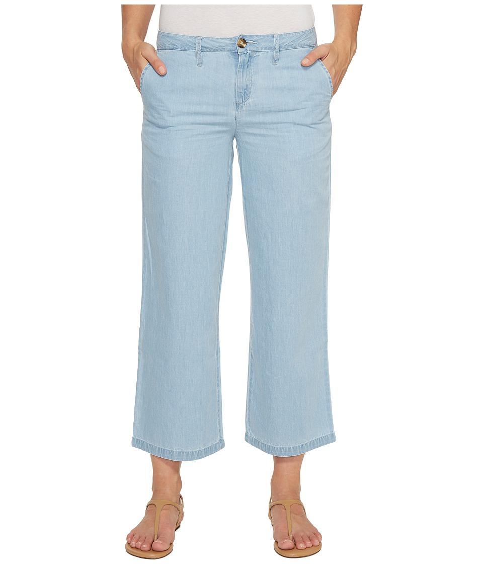 Vans - Kingdom Denim Pant (Bleach) Women's Casual Pants