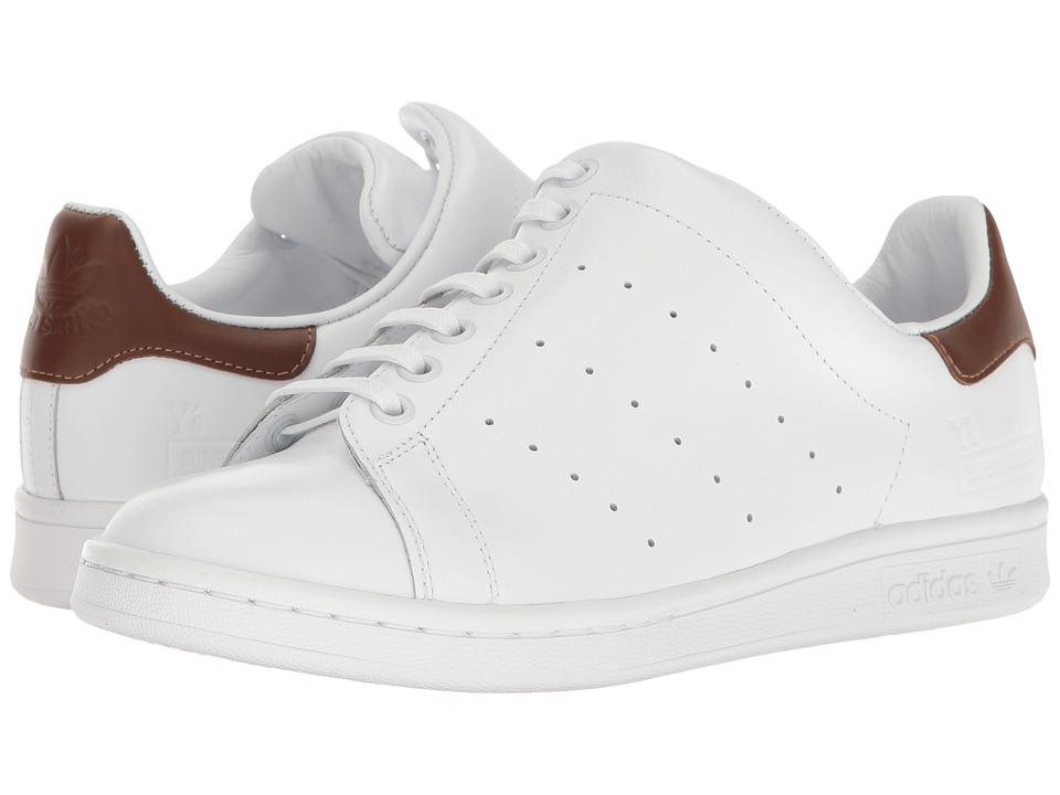 Y's by Yohji Yamamoto - Y's x Adidas Diagonal Shoe Lace (Off-White) Women's Shoes