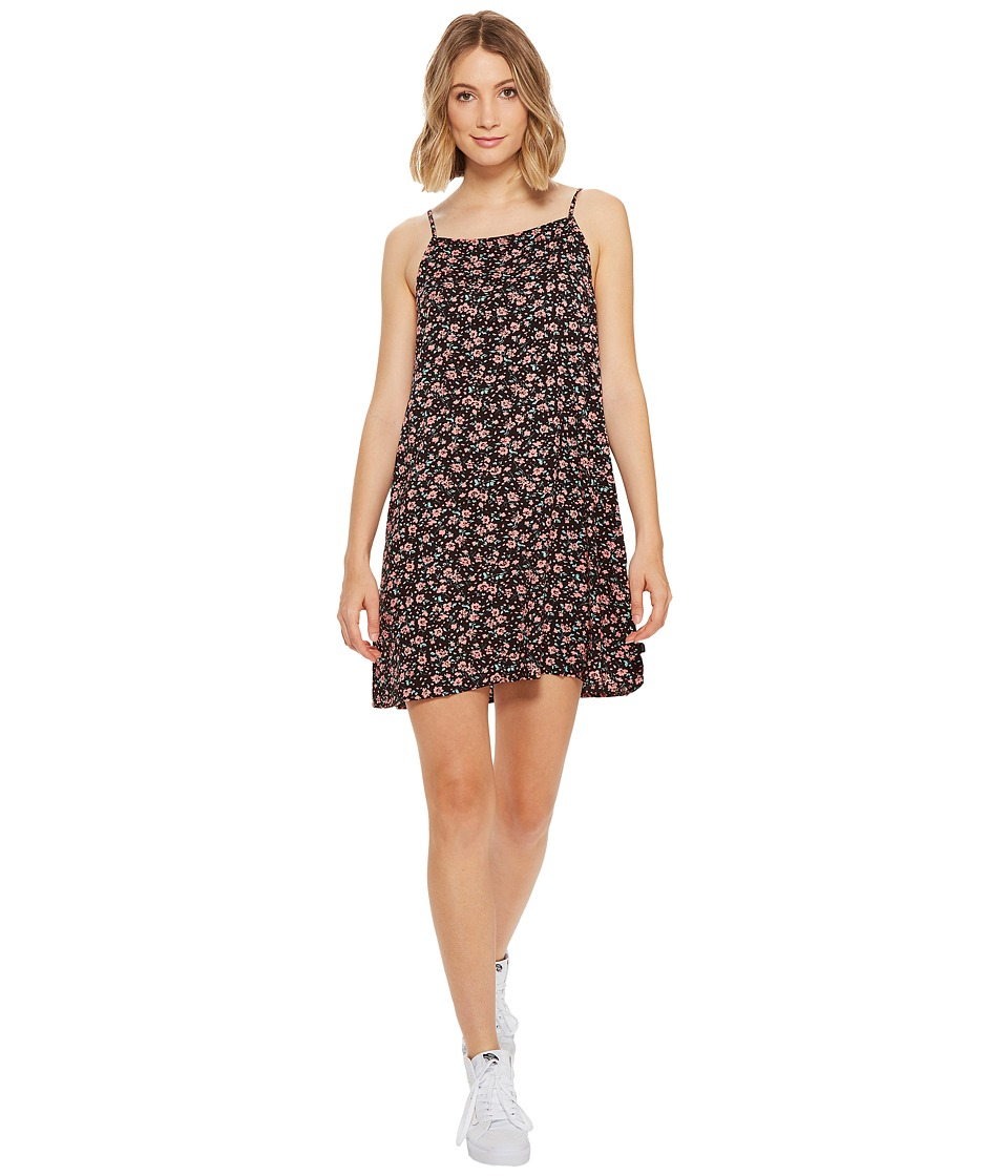 Vans Marie II Dress (Black Daydream Floral) Women