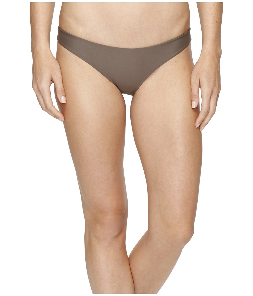 MIKOH SWIMWEAR - Zuma Full Coverage Bottom (Bark) Women's Swimwear