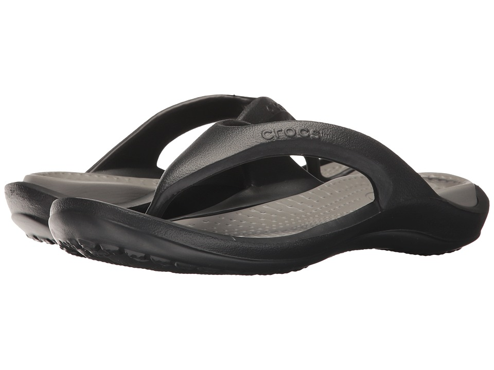 Crocs - Athens (Black/Smoke) Sandals