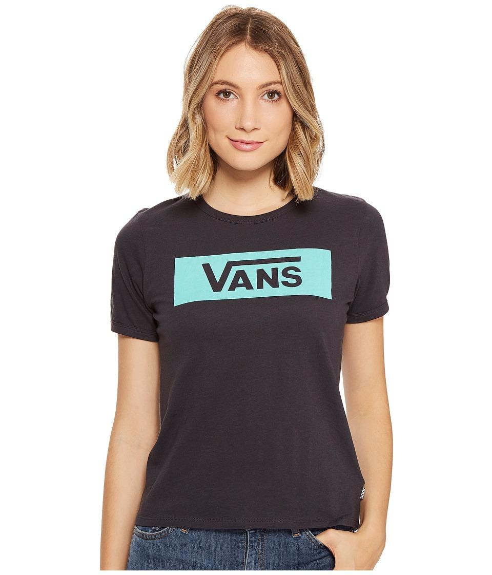 Vans - V Tangler (Phantom/Phantom) Women's Clothing