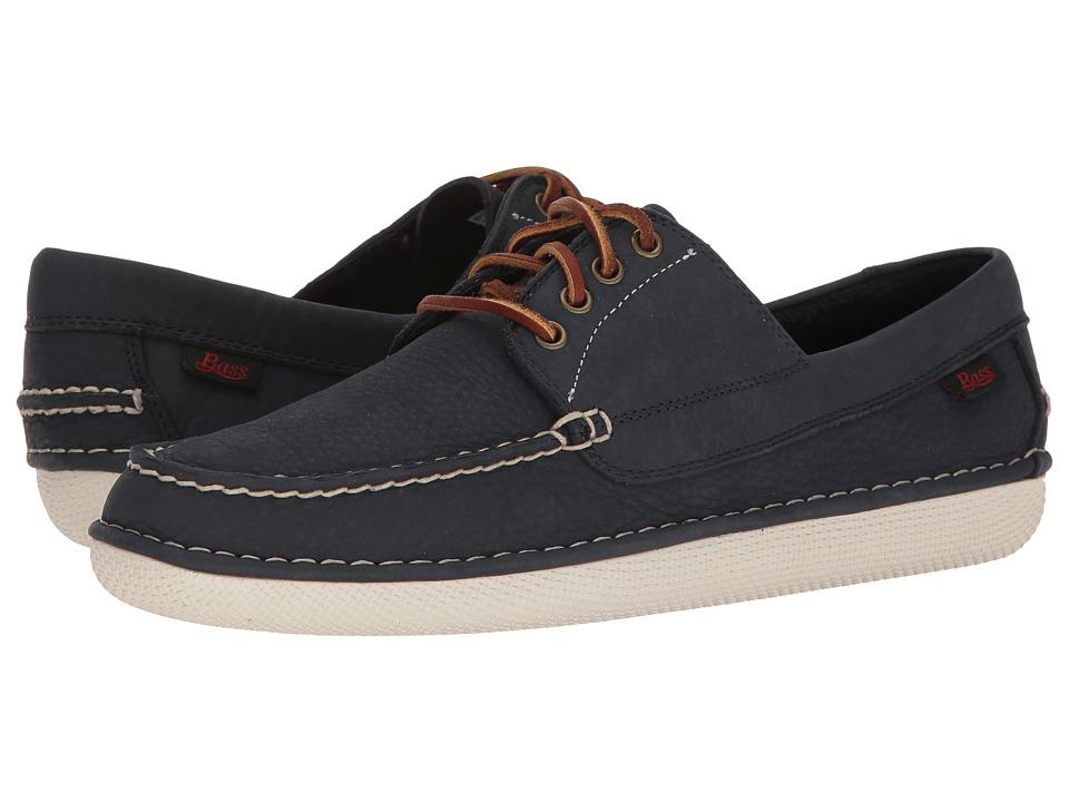 G.H. Bass & Co. - Whitford (Navy) Men's Slip on Shoes