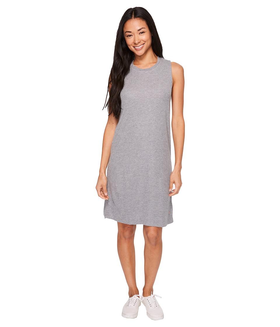 Volcom Lil Muscle Dress (Heather Grey) Women