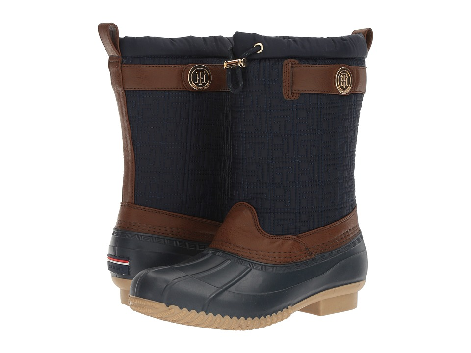 Tommy Hilfiger - Romea (Marine/Marine) Women's Shoes