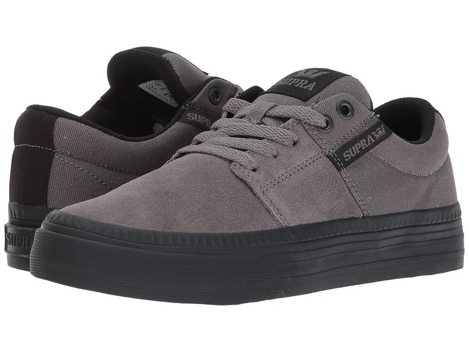 Supra Stacks Vulc II HF (Charcoal/Black) Men
