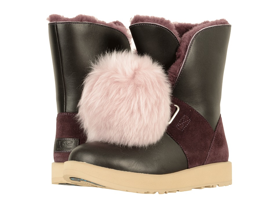 UGG Isley Waterproof (Port) Women