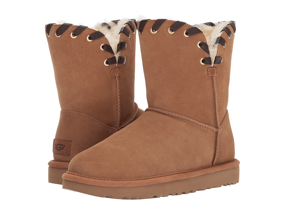 UGG Aidah (Chestnut) Women