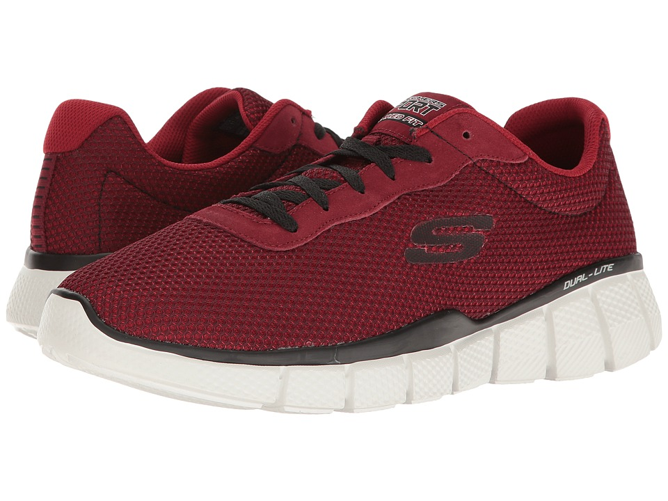 SKECHERS - Equalizer 2.0 Arlor (Burgundy) Men's Shoes
