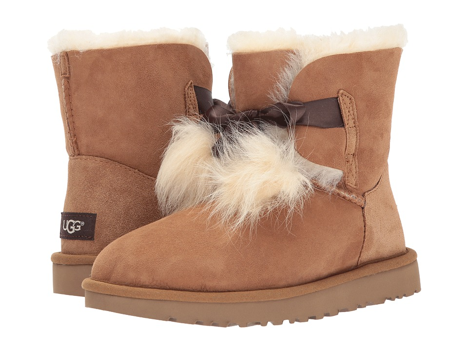 UGG Gita (Chestnut) Women