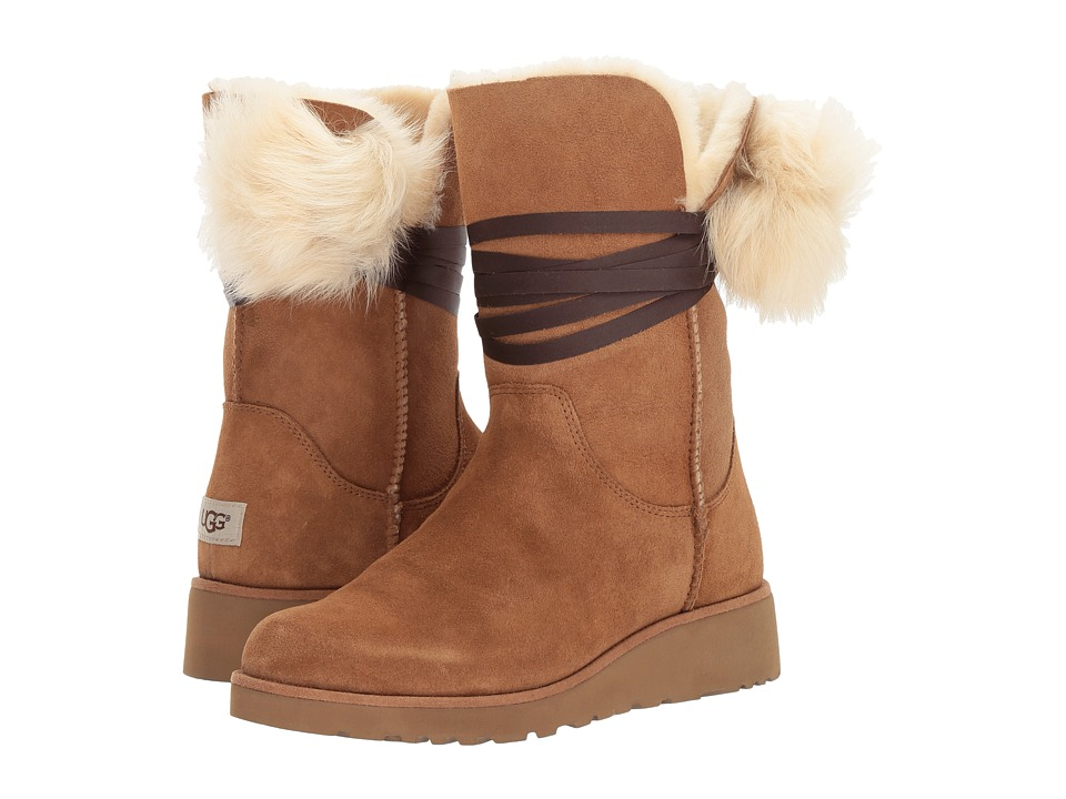 UGG Brita (Chestnut) Women