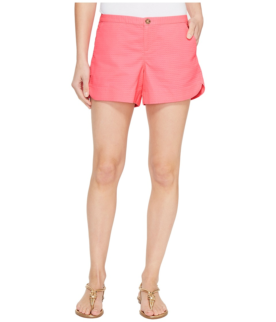 Lilly Pulitzer - Adie Shorts (Bungalow Pink) Women's Shorts