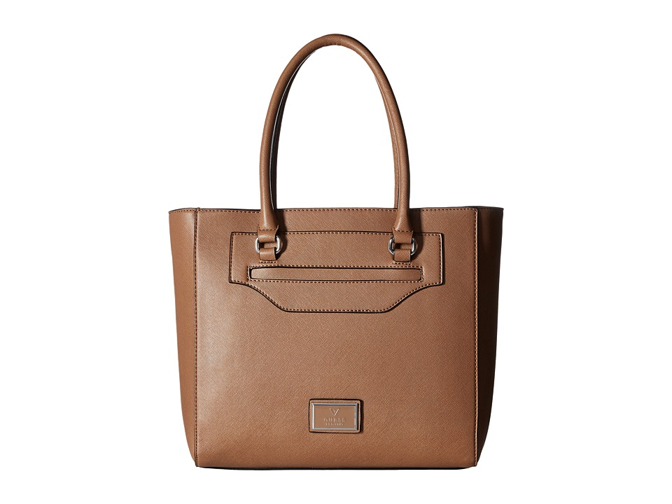 GUESS - Daly Carryall (Taupe) Handbags