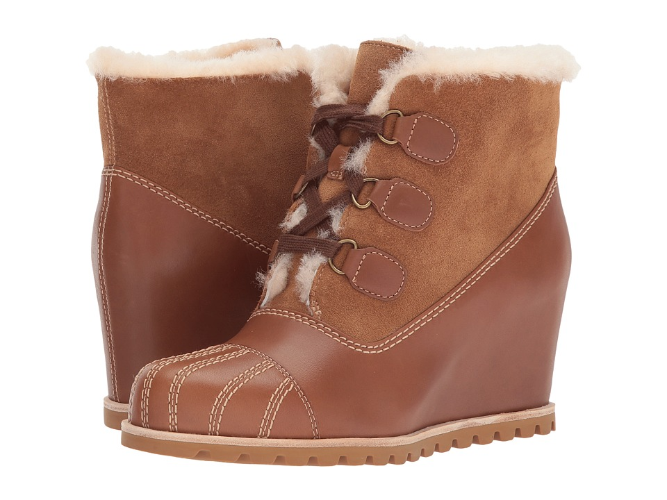 UGG Alasdair Waterproof (Chestnut) Women