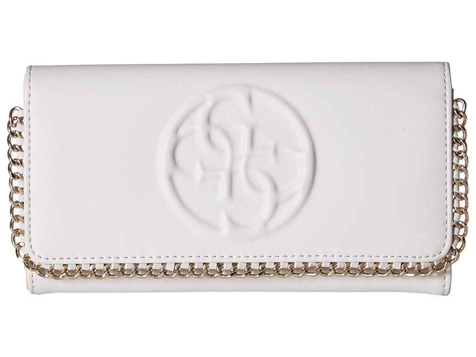 GUESS - Korry SLG Multi Clutch (Nude) Clutch Handbags