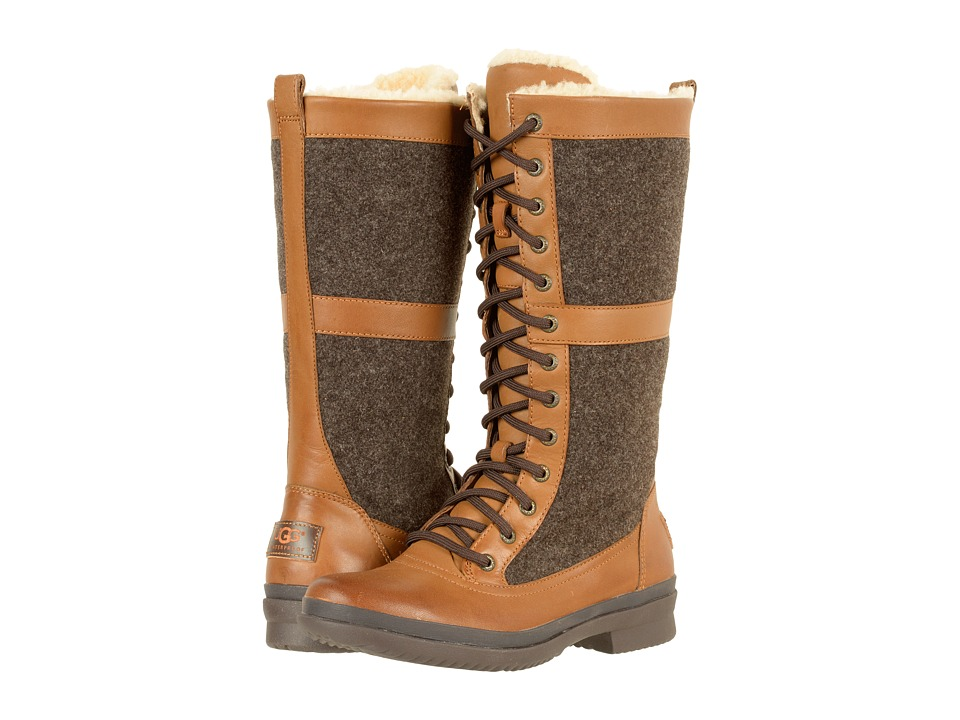 UGG Elvia (Chestnut) Women