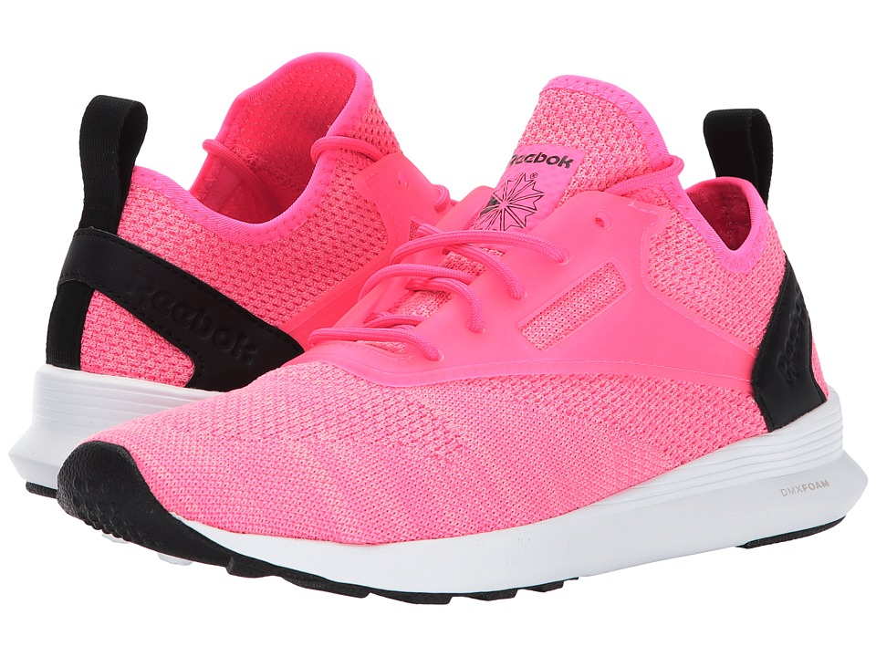 Reebok Lifestyle Zoku Runner ISM (Solar Pink/Trendy Pink/Light Pink/Black/White) Women
