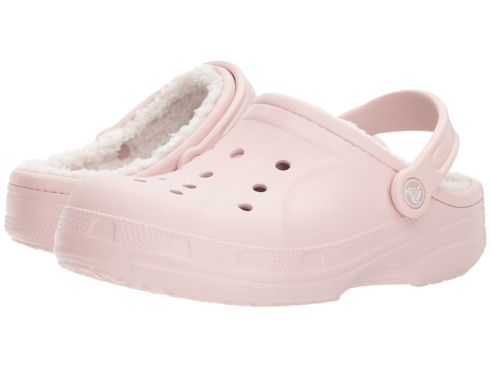 Crocs - Ralen Lined Clog (Cotton Candy/Oatmeal) Slippers