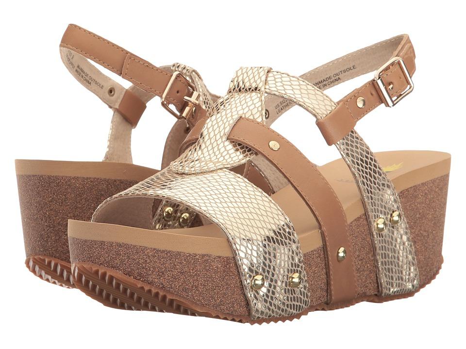 VOLATILE - Lia (Natural) Women's Sandals