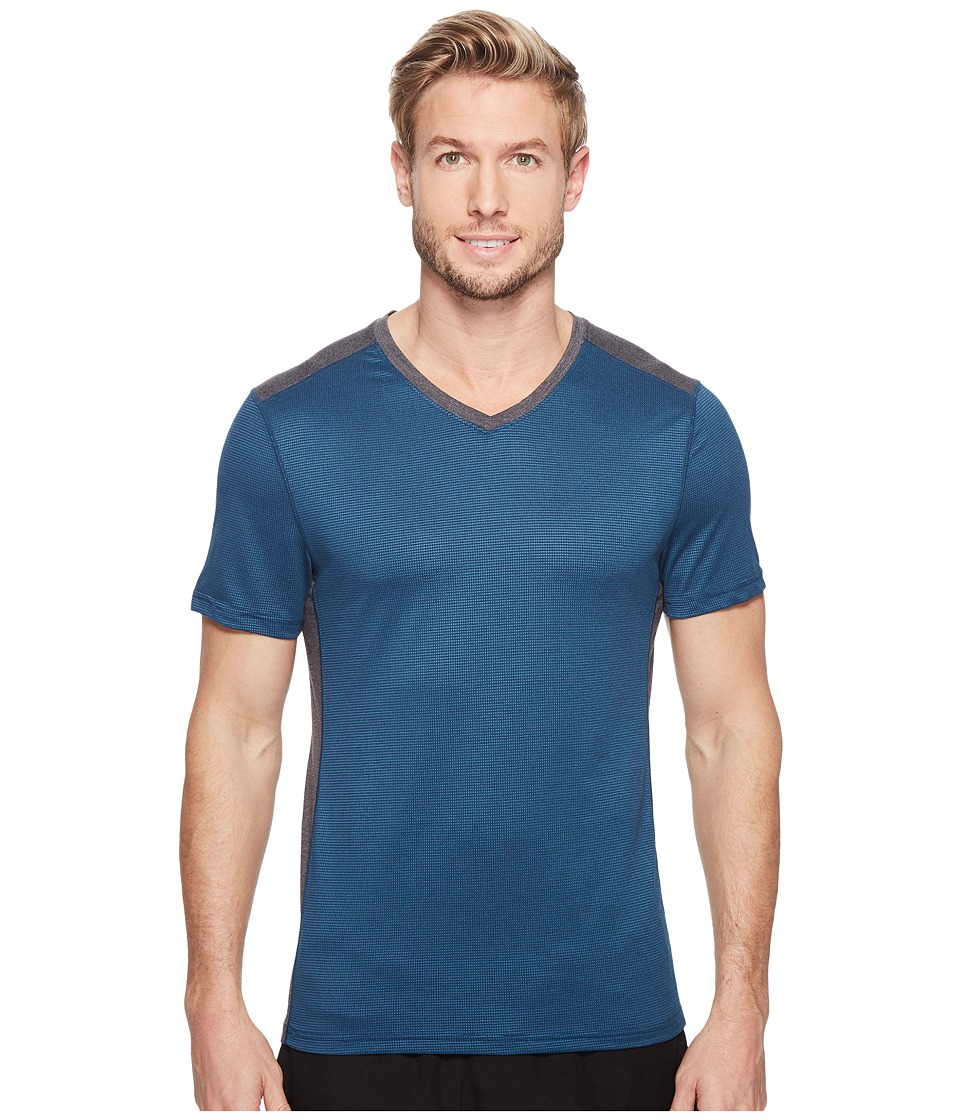 Manduka - Minimalist Tee (Atlas Melange) Men's T Shirt