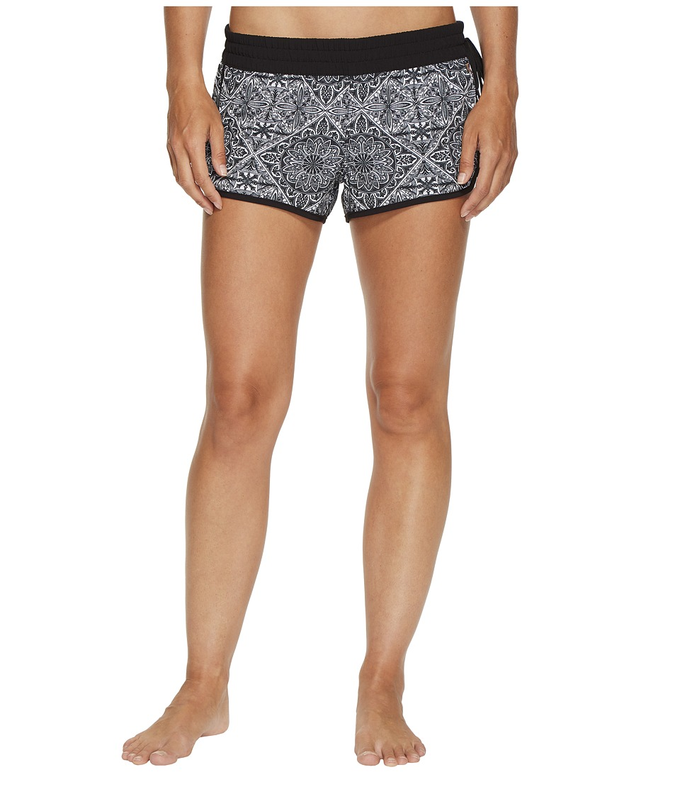 Hurley Casa 2.5 Beachrider Phantom Boardshorts Black Swimwear