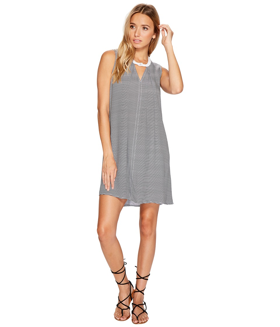 Hurley - Mason Tank Dress (White) Women's Dress