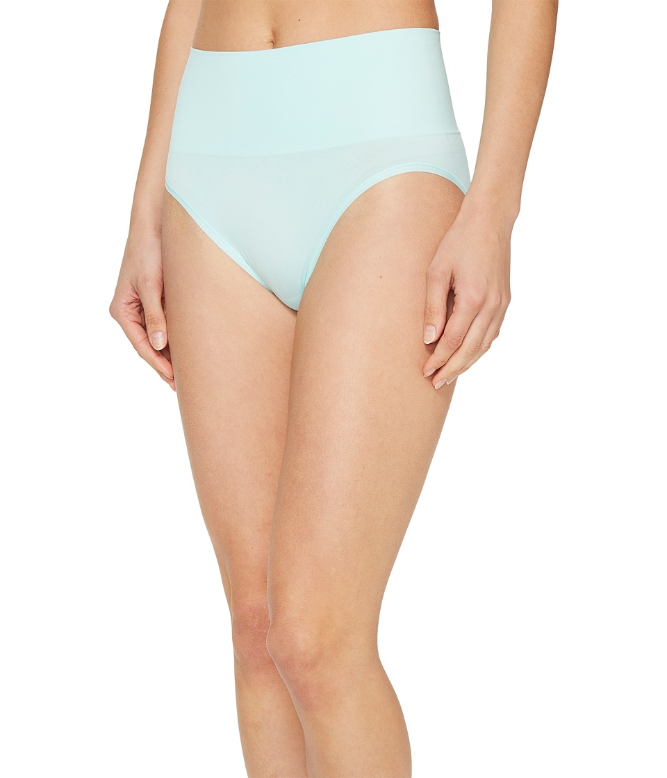 Jockey - Slimmers Seamfree Brief (Icy Teal) Women's Underwear