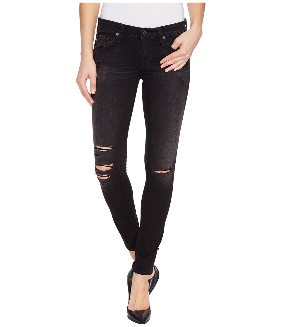 AG Adriano Goldschmied - Leggings Ankle in 4 Years Burnished (4 Years Burnished) Women's Jeans