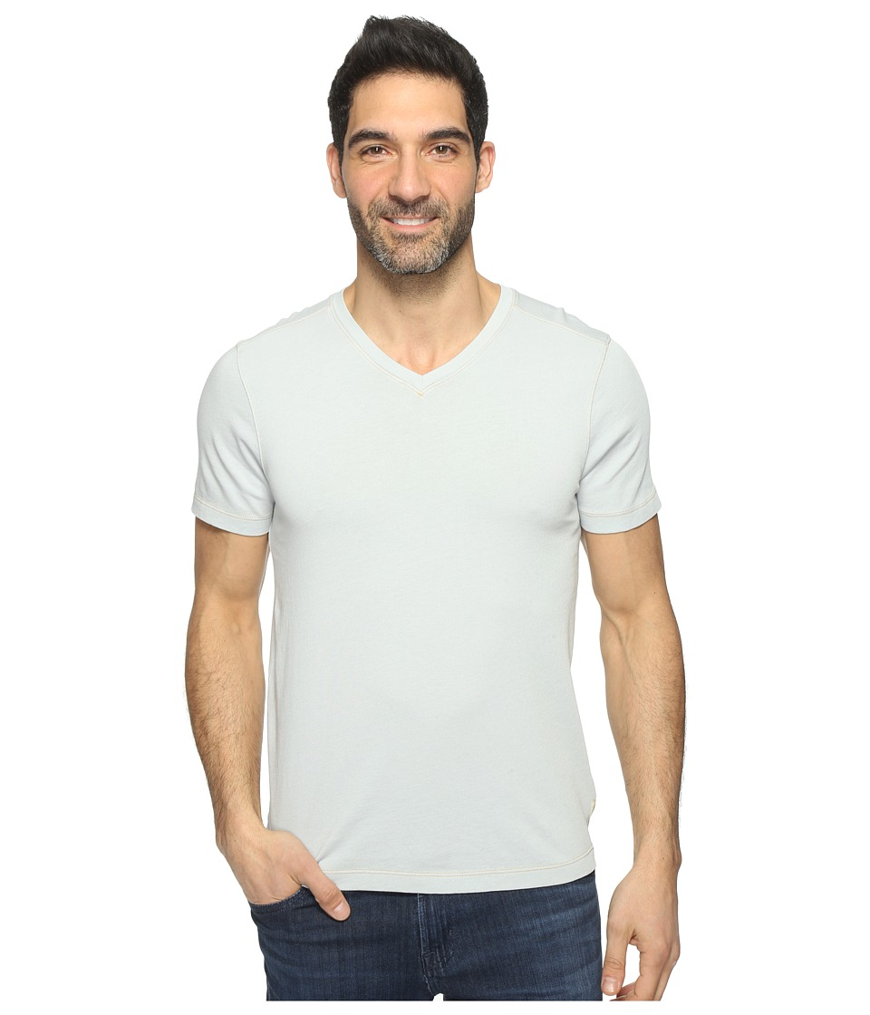 Agave Denim - Rusty Short Sleeve V-Neck Tee (High-Rise) Men's Clothing