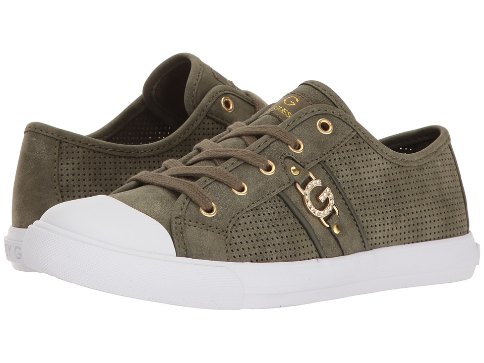 G by GUESS Backman (Olive) Women