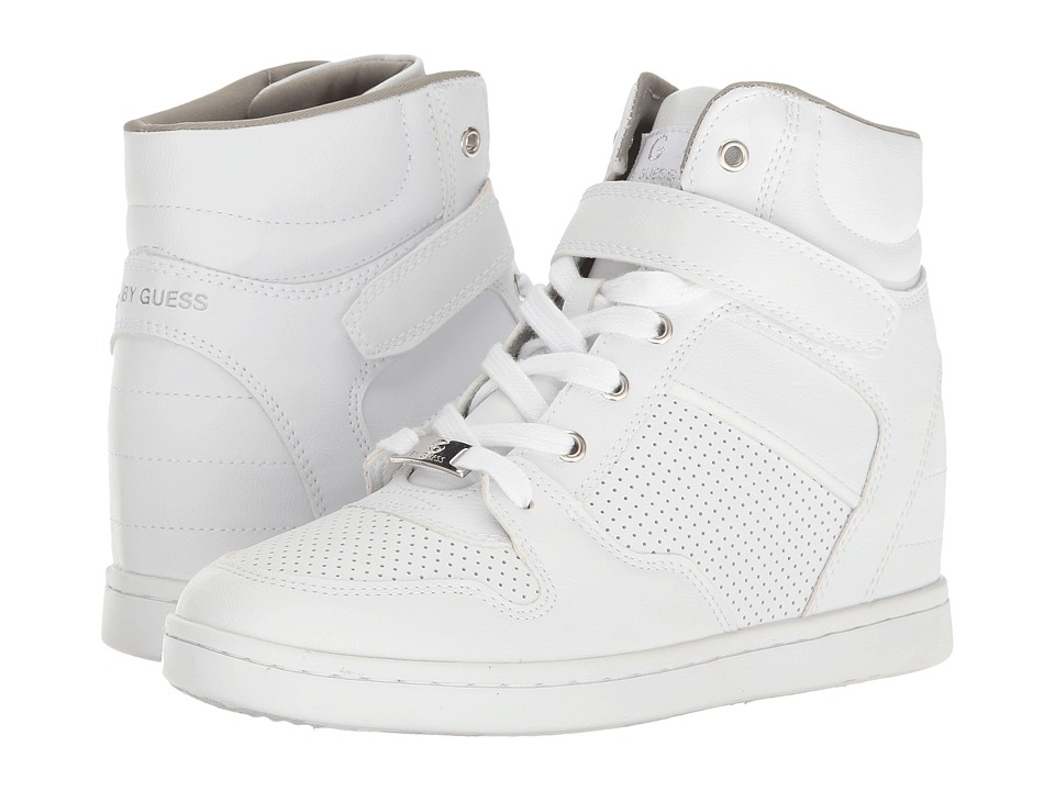 G by GUESS Doxin (White) Women