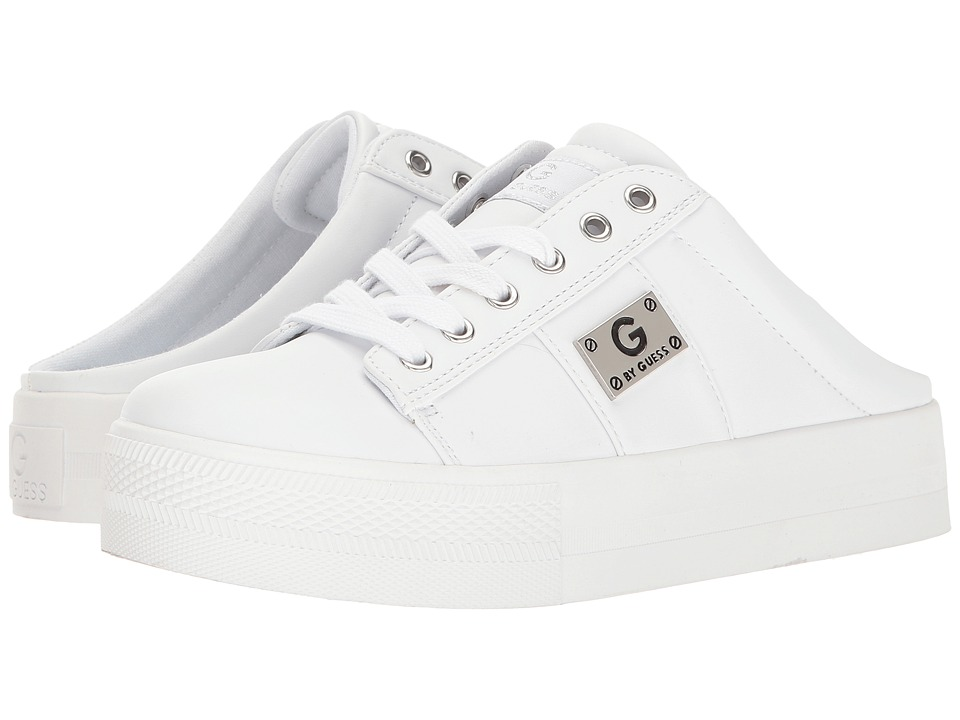 G by GUESS - Compo (White) Women's Shoes