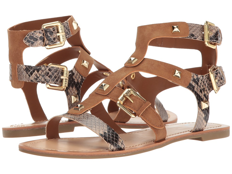 G by GUESS - Hixtin (Natural) Women's Shoes