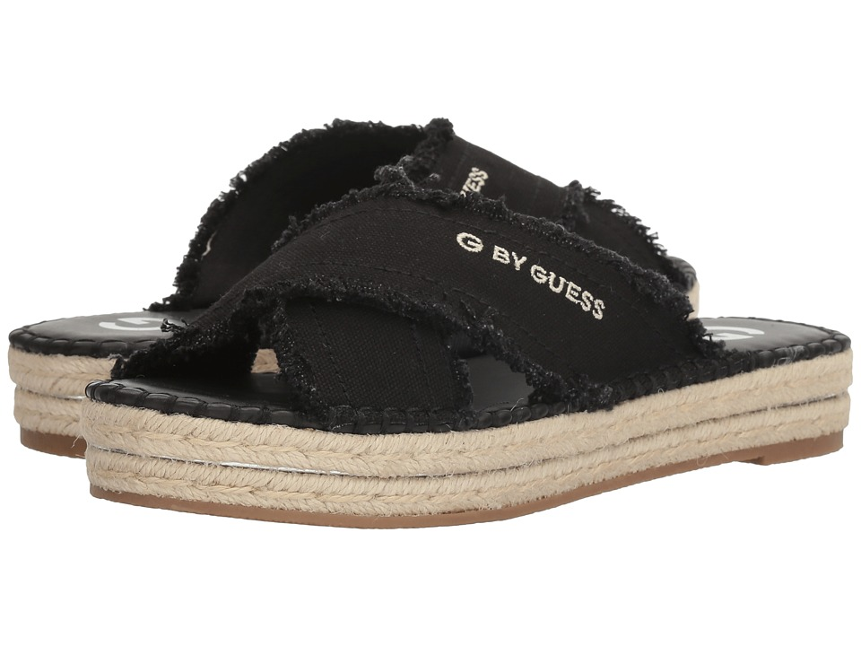 G by GUESS - Kansas (Black) Women's Shoes