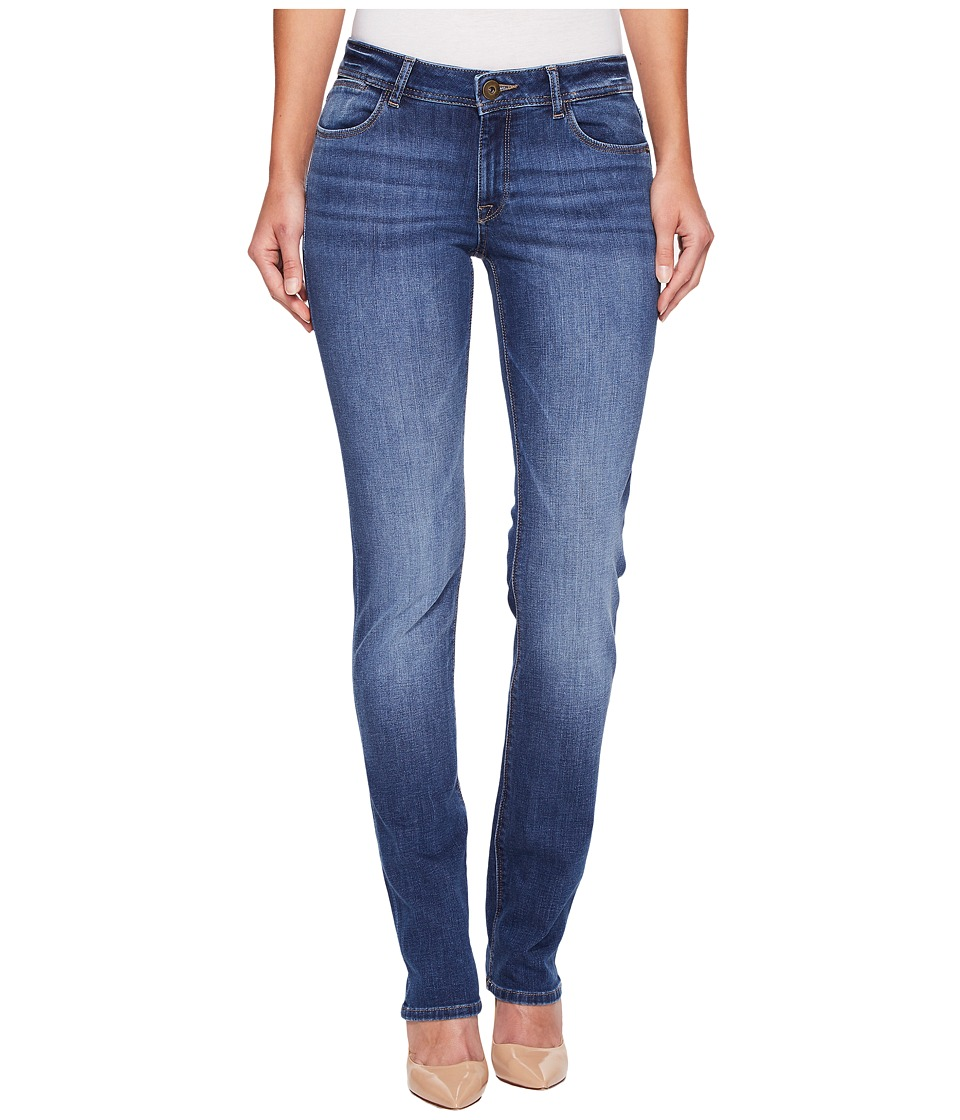 DL1961 - Coco Curvy Straight Jeans in Pacific (Pacific) Women's Jeans
