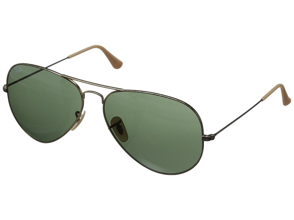 Ray-Ban - 0RB3025 (Black) Fashion Sunglasses