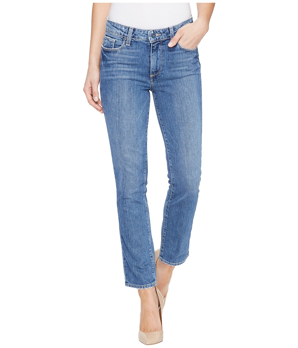 Paige - Jaqueline Straight in Owen (Owen) Women's Jeans
