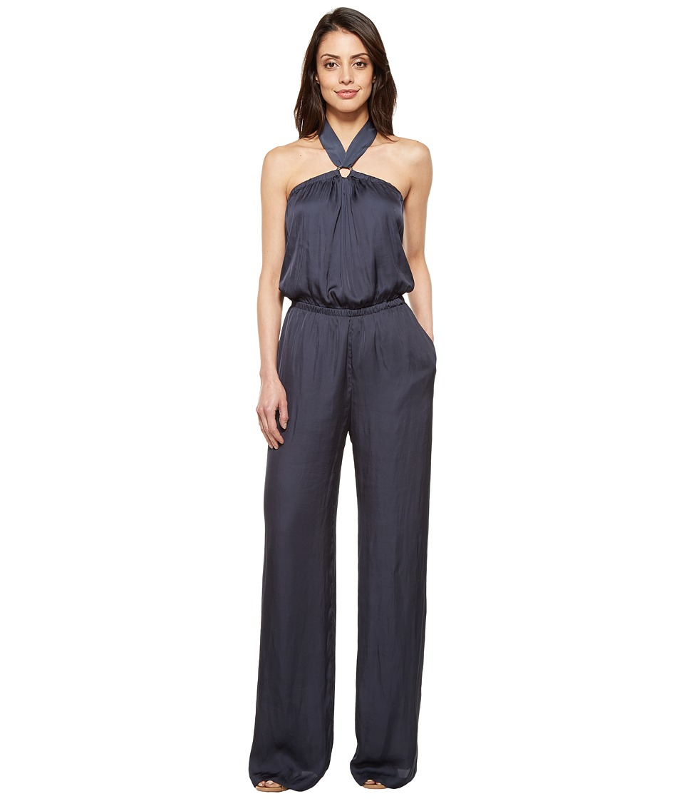 Diesel - J-Shannen Overalls (Total Eclipse) Women's Jumpsuit & Rompers One Piece