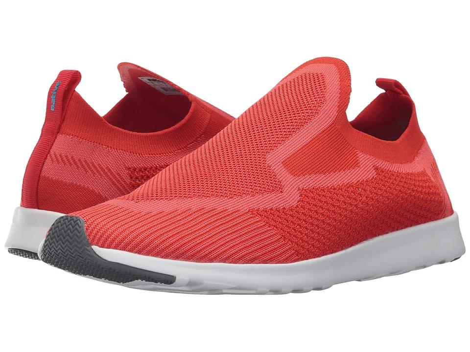 Native Shoes - Ap Zenith Liteknit (Torch Red/Shell White/Dublin Rubber) Shoes