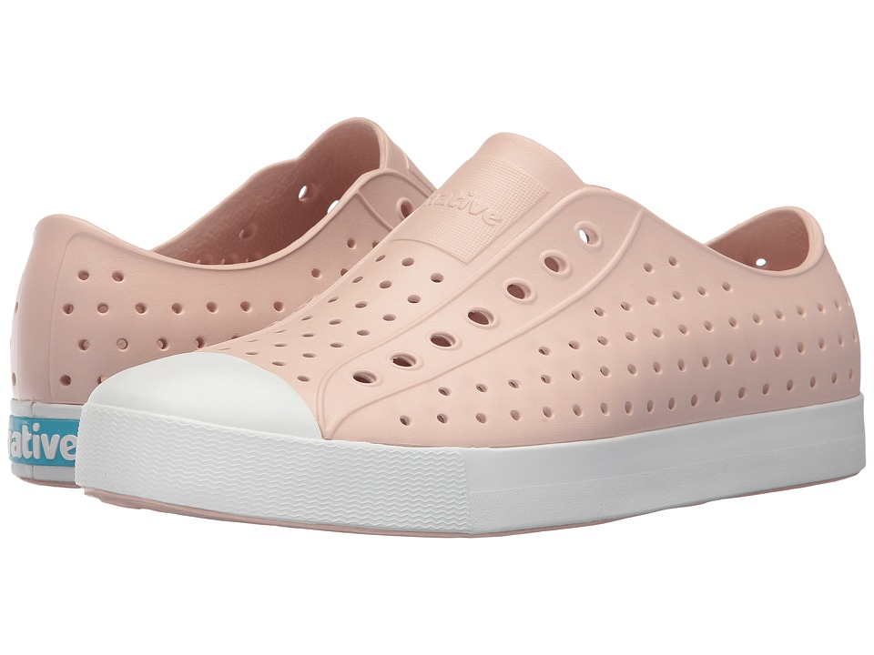 Native Shoes Jefferson (Chameleon Pink/Shell White) Shoes