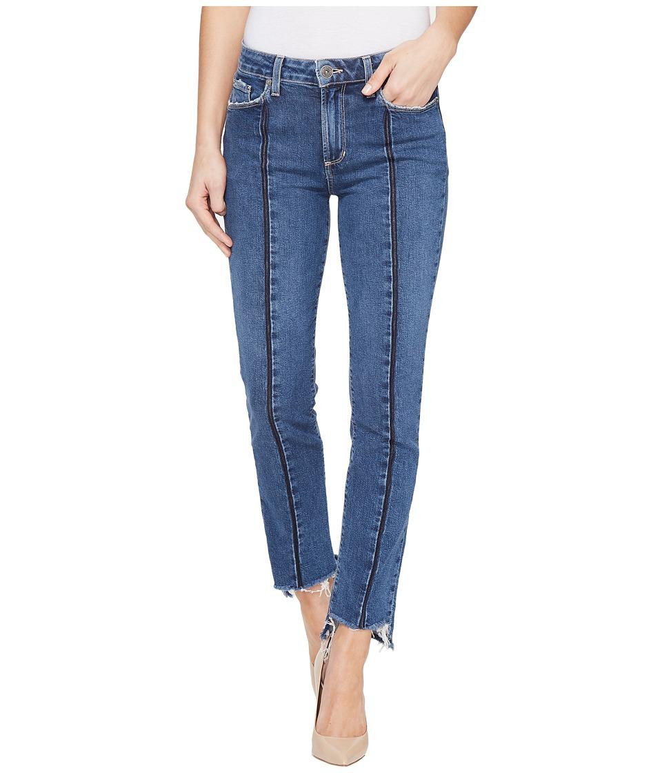 Paige - Vintage Julia w/ Uneven Hem in Felice (Felice) Women's Jeans