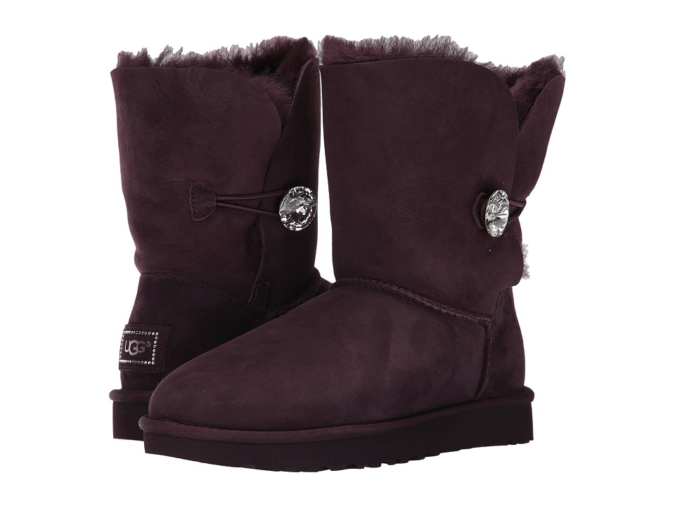 UGG Bailey Button Bling (Port 1) Women