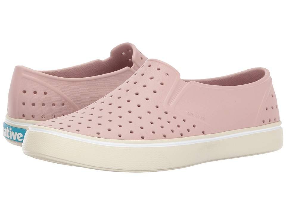 Native Shoes - Miles (Chameleon Pink/Bone White) Athletic Shoes