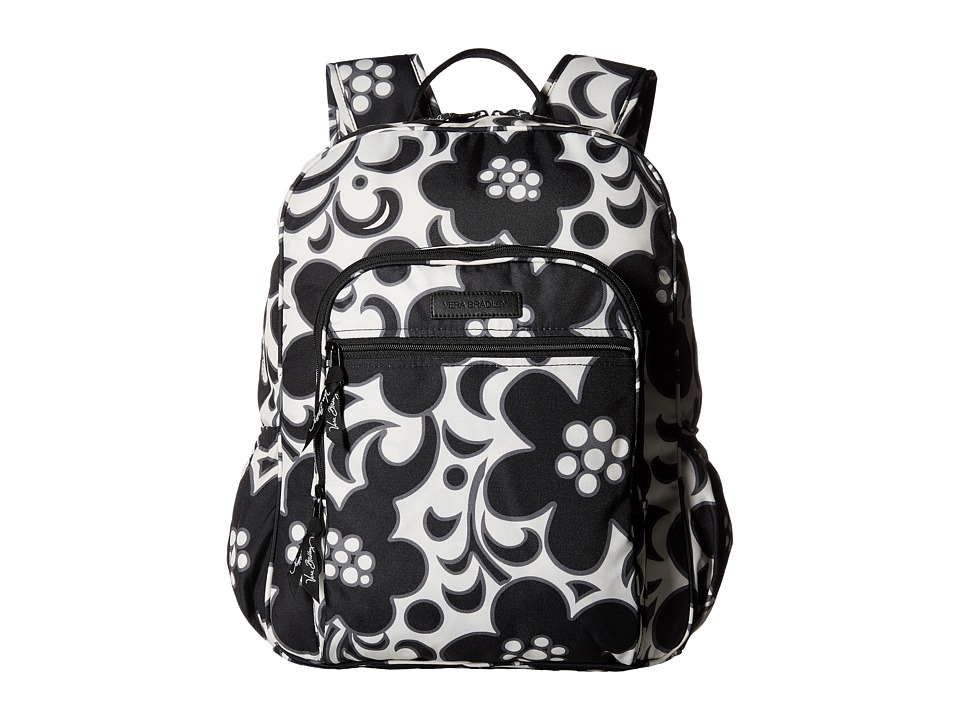 Vera Bradley - Lighten Up Campus Backpack (Night & Day) Backpack Bags