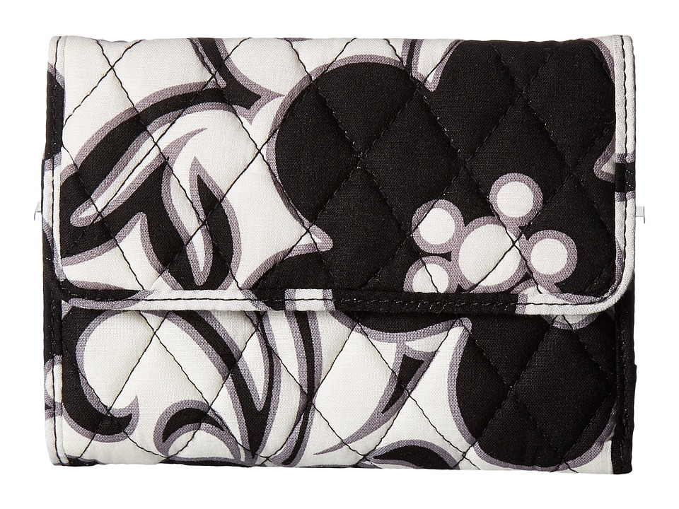 Vera Bradley - Euro Wallet (Night & Day) Wallet Handbags