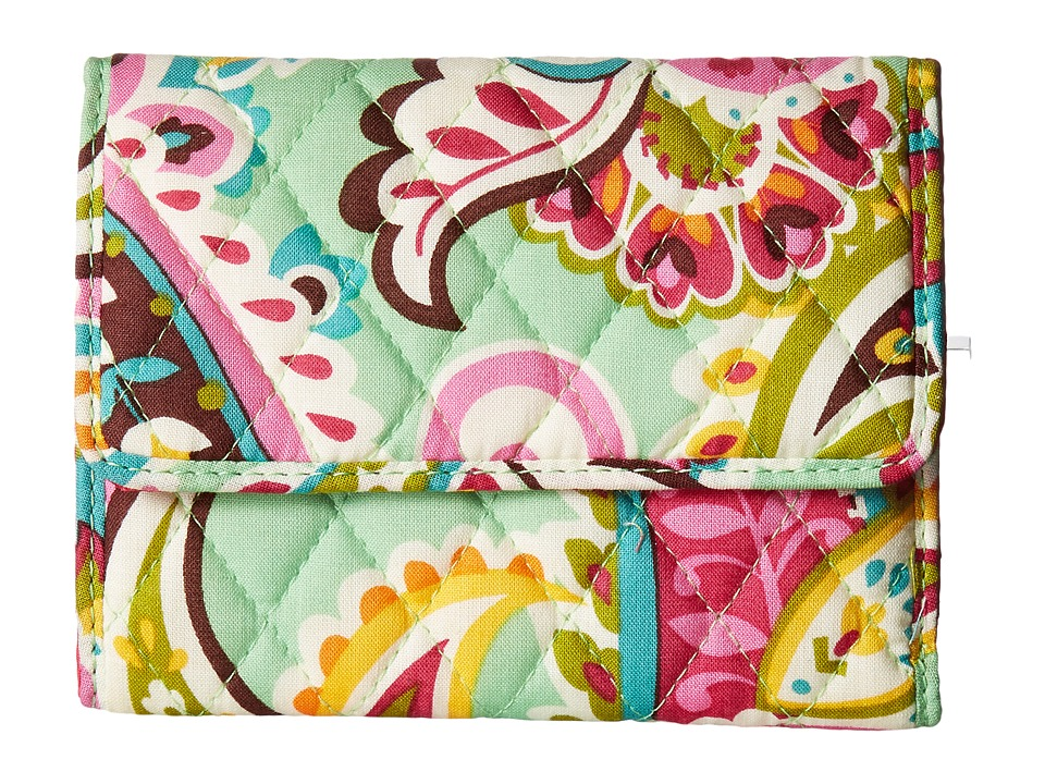 Vera Bradley - Euro Wallet (Tutti Frutti) Wallet Handbags
