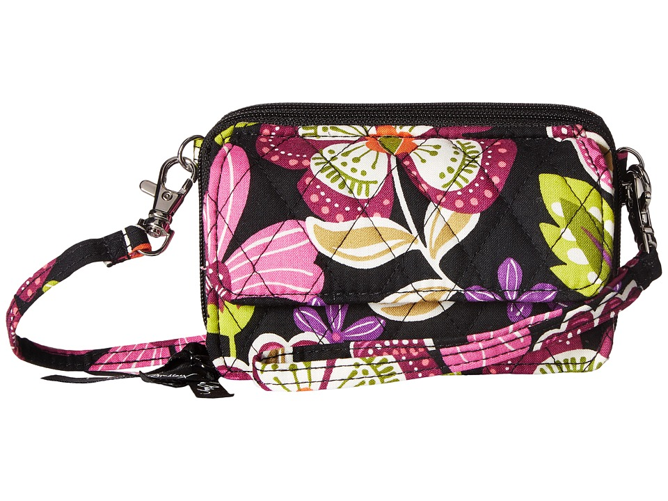 Vera Bradley - All-In-One Crossbody (Pirouette Pink) Cross Body Handbags