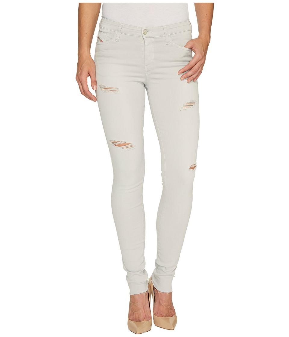 Diesel - Skinzee L.32 Trousers 84EX (Denim) Women's Jeans